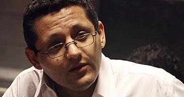 خالد البلشى عضو مجلس نقابة الصحفيين