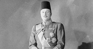 نتيجة بحث الصور عن الملك فاروق