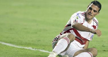 حسام حسن يرفض استكمال عمرو زكى الموسم مع الزمالك S1220091113729.jpg