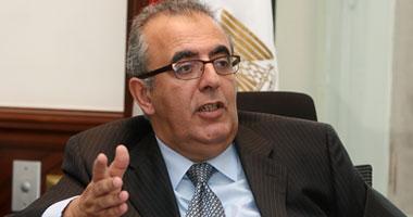 الدكتور حاتم الجبلى وزير الصحة