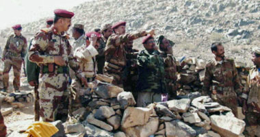 """الأمن اليمنى بالجوف يلقى القبض على عدد من """"الخلايا النائمة"""" فى منطقة اليتمة"""
