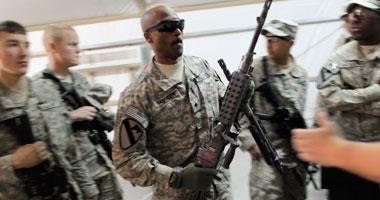 مقتل 6 جنود أمريكيين و8 أفغان فى انفجار عبوة ناسفة شرق أفغانستان