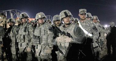 جنود الجيش الامريكي - صورة أرشيفية