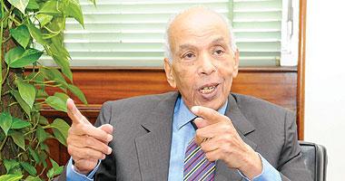 الكاتب الصحفى إبراهيم نافع