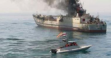 رويترز: أنباء عن سقوط قتلى فى حريق بسفينة بكاليفورنيا