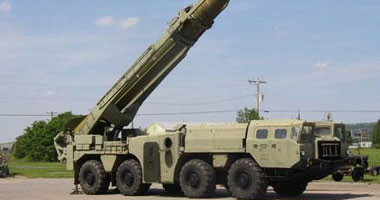 المركز الإعلامى السورى: قوات النظام تطلق صاروخ سكود بالقطيفية  S1220117124635