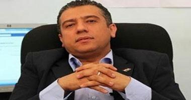"""قيادات """"المؤتمر"""" بالمنيا يطالبون الشعب بالاصطفاف أمام لجان الاستفتاء"""