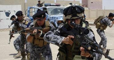 الأمن العراقى يحبط هجوما انتحاريا على مدينة الكاظمية بجنوب بغداد