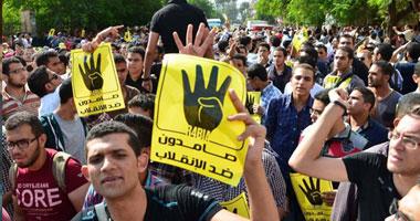 """أنصار بيت المقدس لـ""""طلاب الإخوان"""": نساندكم والتظاهر واجب شرعى"""