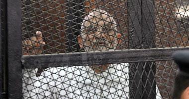 عالمي جلسة محاكمة بديع وقيادات الإخوان غرفة عمليات رابعة S12201311133722.jpg
