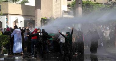 مسيرة لطالبات الإخوان بأسيوط