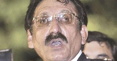 افتخار تشودرى كبير قضاة باكستان