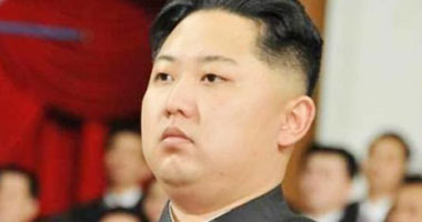 الزعيم الكورى الشمالى كيم جونج أون
