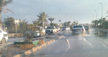 إصابة 100 وإجلاء 5 آلاف شخص بسبب السيول والأمطار بغزة