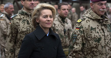الدفاع الألمانية تؤكد أهمية منع استخدام الأسلحة الكيماوية فى مناطق الحروب