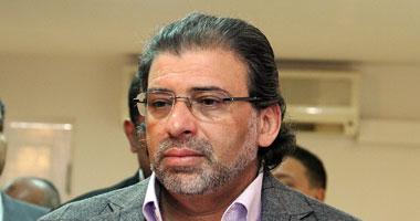 """خالد يوسف: سأتفرغ لـ""""برج حمام"""" بعد حسم الانتخابات البرلمانية"""