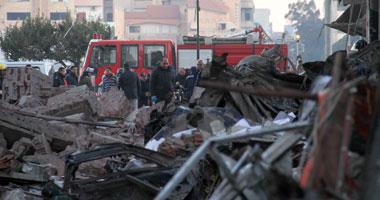 أنواع القنابل المستخدمة فى تفجيرات حادث المنصورة