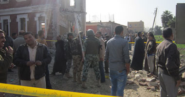 أنصار بيت المقدس تعلن مسئوليتها عن تفجير أنشاص