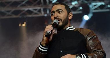 """بعد تسريبه.. تامر حسنى ينشر ألبوم """"عمرى ابتدا"""" على """"يوتيوب"""""""