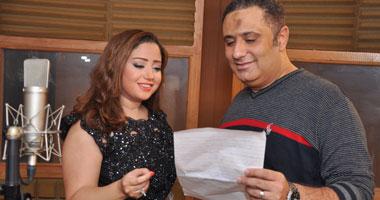ريهام عبد الحكيم و وليد منير