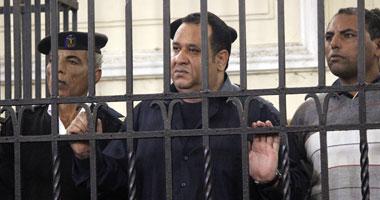 الجنايات تنظر غدا منازعة التنفيذ فى حكم المؤبد ضد صبرى نخنوخ  -