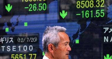مؤشر نيكى اليابانى يتراجع وسط موجة هبوط عالمية