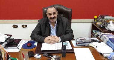 العميد محمد عمار رئيس فرع البحث الجنائى