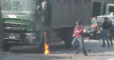 مصدر أمنى: إصابة المجندين اشتباكات