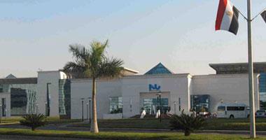 جامعة النيل تستقبل طلابها مع بداية العام الدراسى فى مبانى الشيخ زايد