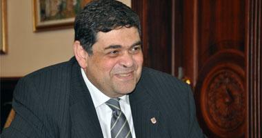 الدكتور أشرف حاتم وزير الصحة