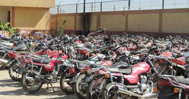 التحقيقات: لص الدراجات البخارية بباب الشعرية سبق اتهامه فى 14 قضية