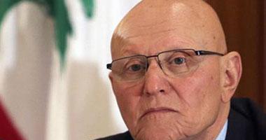 رئيس الوزراء اللبنانى تمام سلام