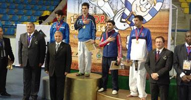 مصر تحصد 3 ميداليات فى اليوم الأول لبطولة الأقصر للتايكوندو