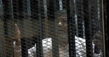 الجنايات تؤجل محاكمة مرسى