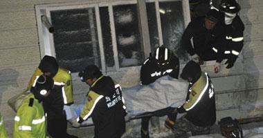 وفاة سبعة أشخاص إثر انهيار عقار فى تايلاند