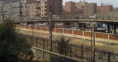الكوبرى ينذر بكوارث جديدة بعد انهيار كوبرى منصور بعزبة النخل