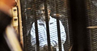 """جانب من محاكمة """"مرسى""""وآخرين فى الهروب من سجن وادى النطرون"""