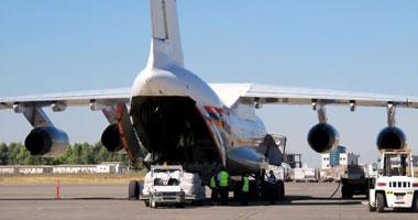 وصول طائرة مساعدات كينية إلى مطار الخرطوم