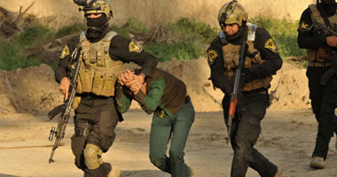 مقتل إرهابى واعتقال آخر من المتورطين باستهداف قرية بكركوك العراقية