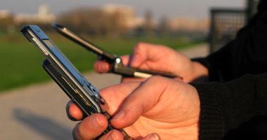 الخدمة أجهزة التليفون الشرعية