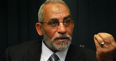 السلطة الفلسطينية تدافع عن المفاوضات وتفتح النار على بديع S3201020104550.jpg