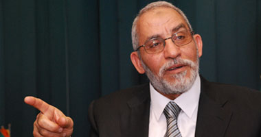 الإخوان يطالبون بسرعة محاكمة مبارك