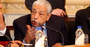 اللواء منصور عيسوى وزير الداخلية
