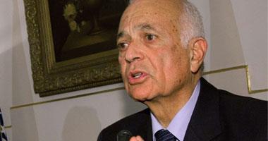 الدكتور نبيل العربى وزير الخارجية