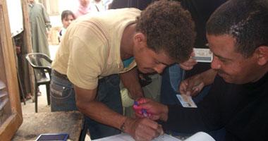 لجان الاستفتاء بالإسكندرية