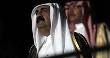 أمير قطر حمد بن خليفة آل ثانى