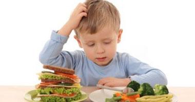 وسائل عدة لفتح شهية الطفل