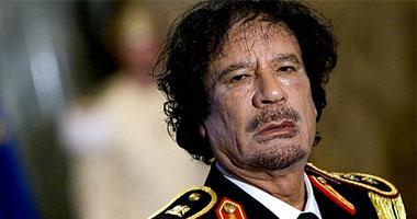 معمر القذافى