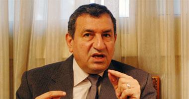 رئيس الوزراء المصرى الدكتور عصام شرف