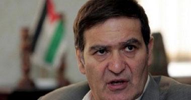وزير الطاقة والثروة المعدنية الأردنى خالد طوقان